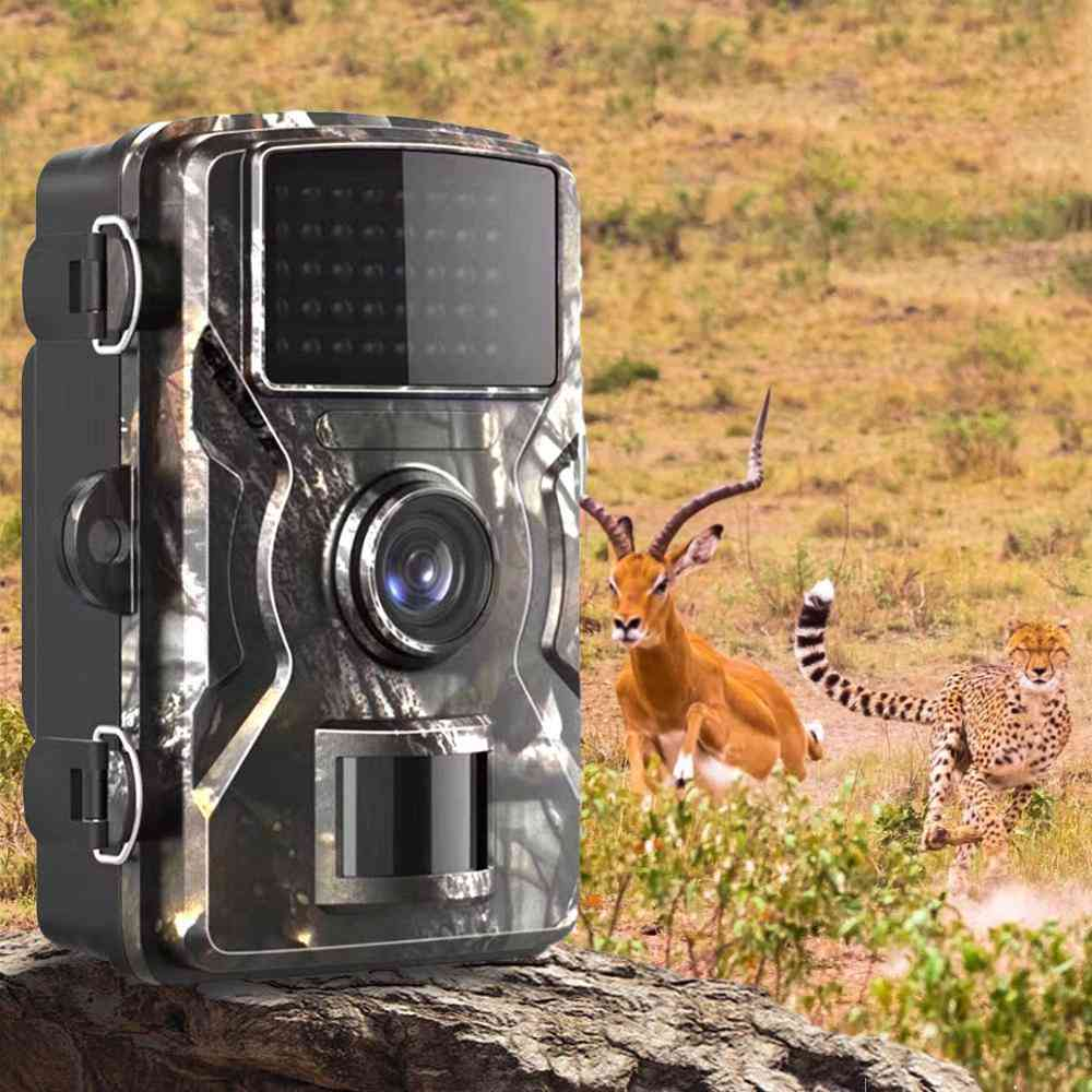 Dl-100 Trail Forest Wild Camera, Tracing Game, Night Vision, Hunting Camera