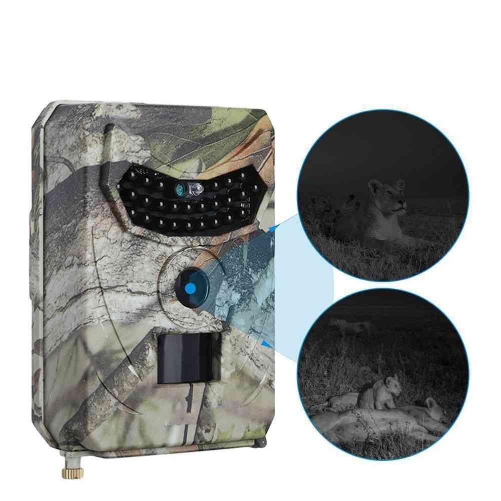 Hunting Camera 120-degree, Wild Trail, Animal Recorder For Night Vision (pr100)