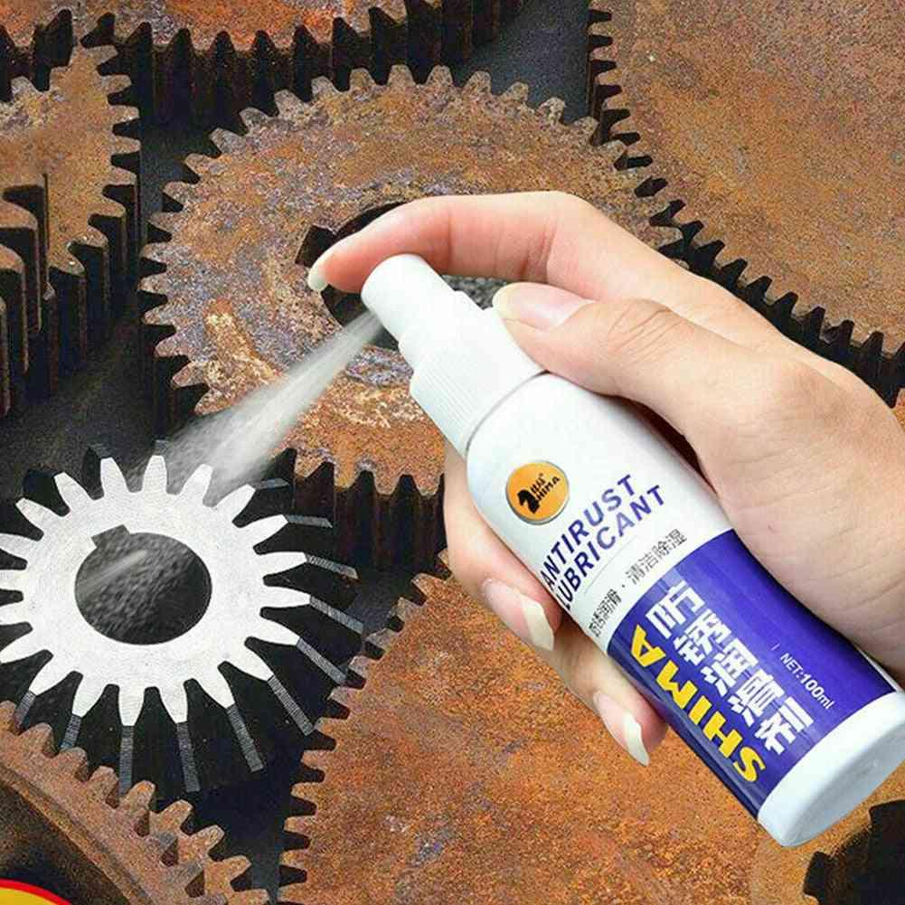 Lubrication Tool Moisturizing Inhibitor Maintenance Multifunction/spray Derusting