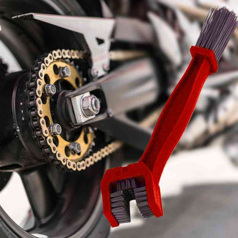 Rim Care Tire, Gear Chain Maintenance Cleaner Dirt Brush Cleaning Tools