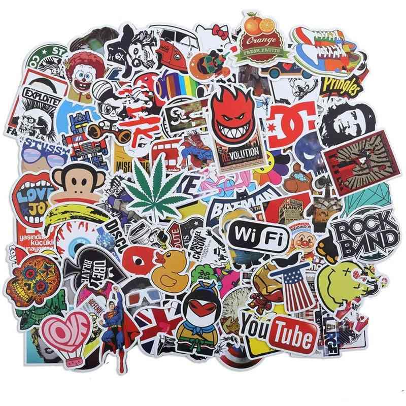 Adhesive Vinyl Laptop Sticker