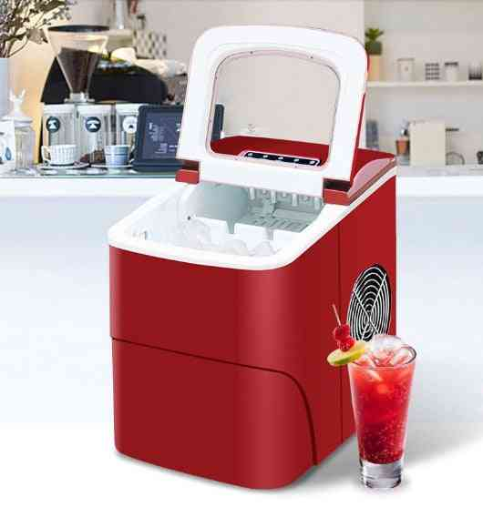 Stainless Steel Ice Maker Cube Machine