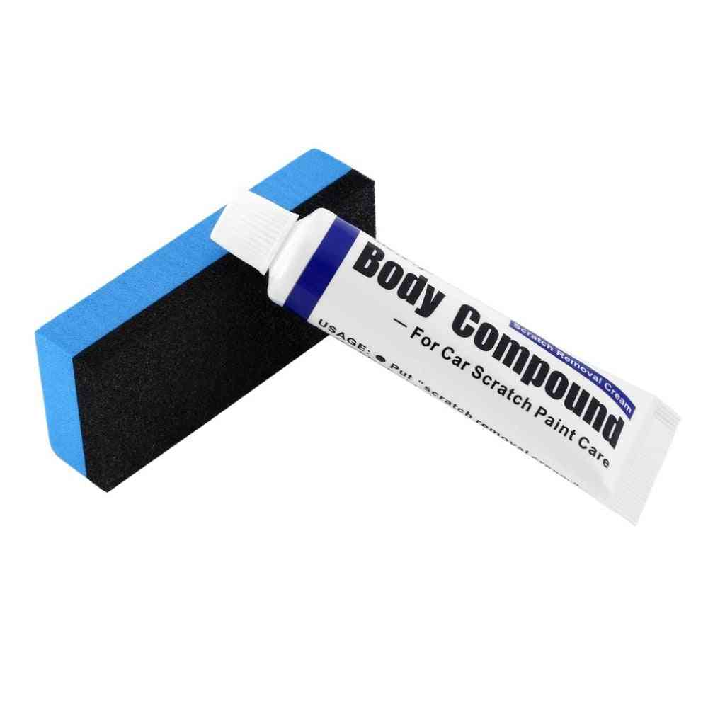 Wax Styling Car Body Grinding Compound Paste Set/ Scratch Paint Care Paste