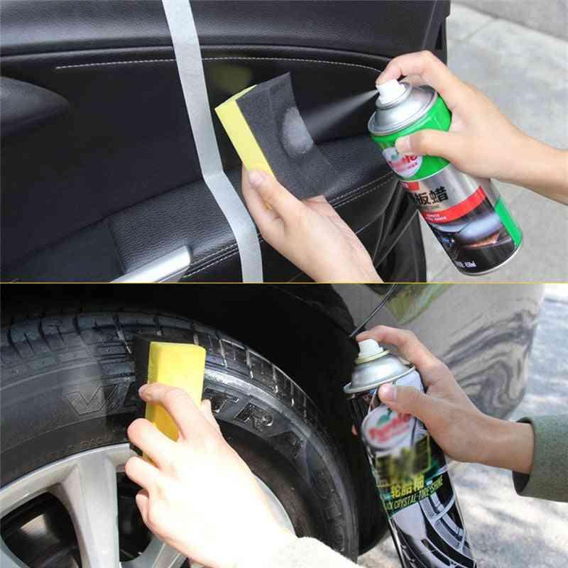 Multifunctional Waxing Cleaning Tool/corner Wipe Clear Residual Wax Sponge