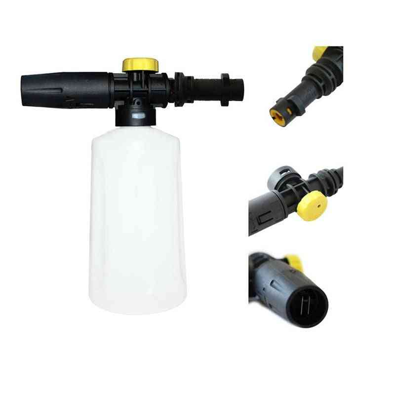 Washer Soap Sprayer, High Pressure Foam Gun