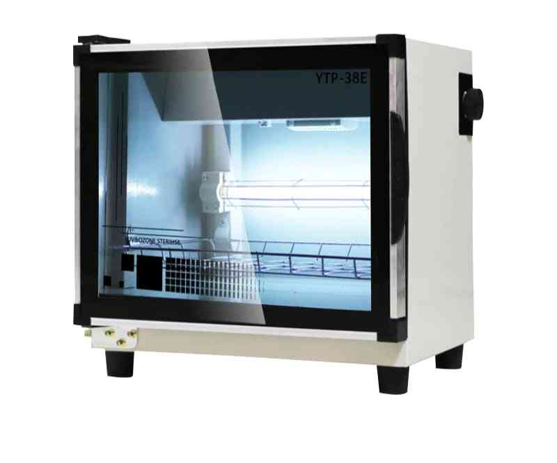 Ultraviolet Sterilizing Cabinet Beauty Ozone Towel Disinfection Salon Nail
