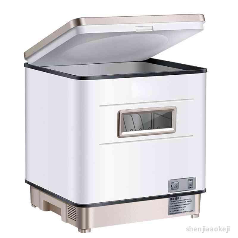 High Temperature Sterilization Automatic Desktop Kitchen Dishwasher Machine