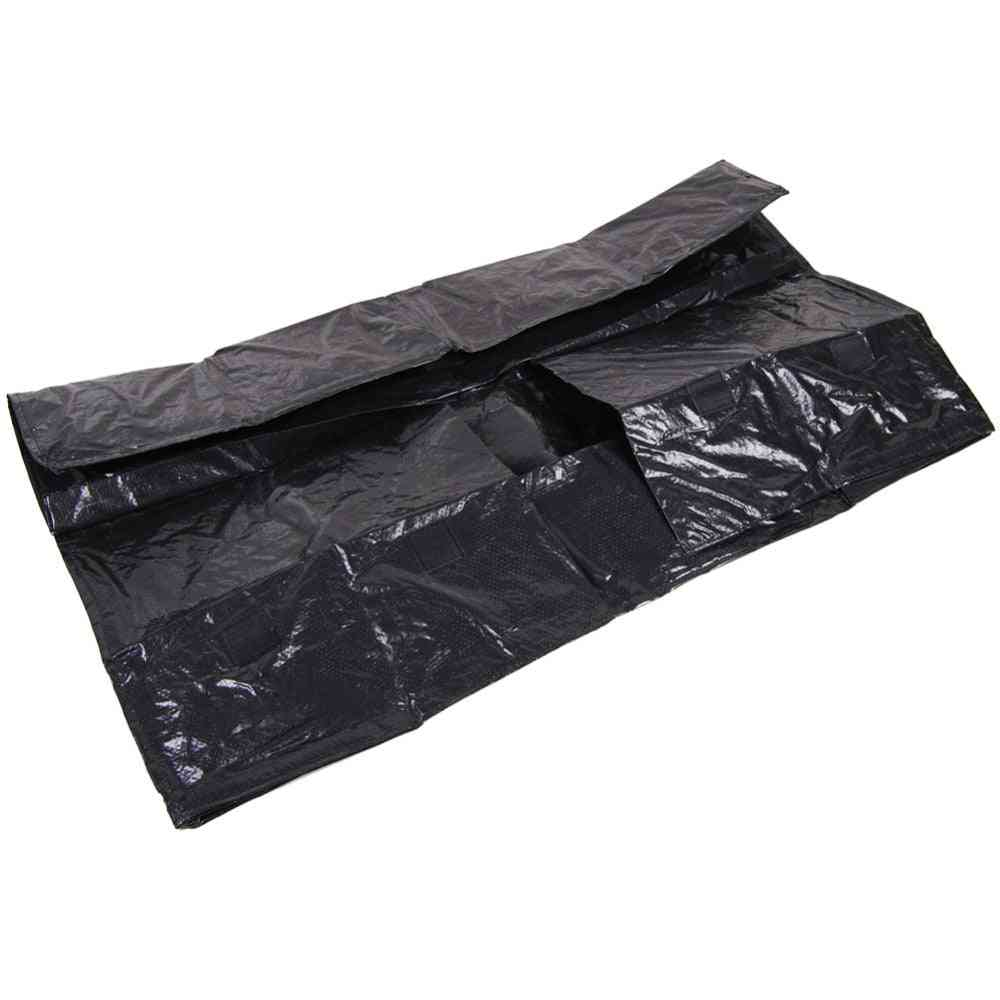 Tarpaulin Waterproof Car Trunk Protection Mat