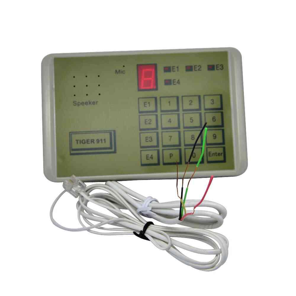 911-telephone Dialer Tool, Input No-signal & Voltage Gsm Alarm System Accessories