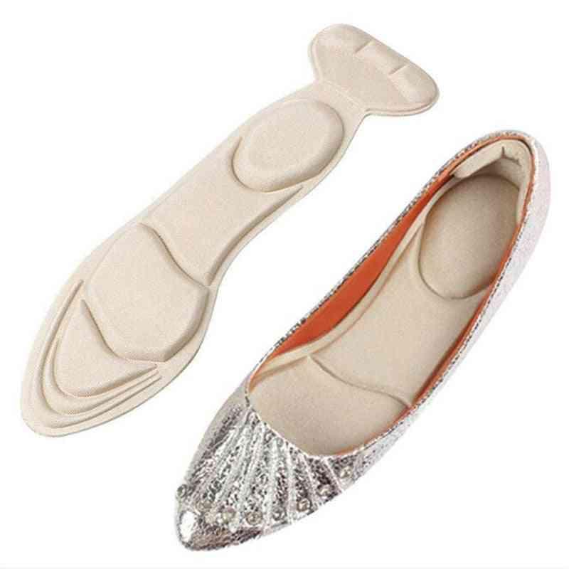 1 Pair Heel Insole Pad, Anti-slip For High Heel Shoe