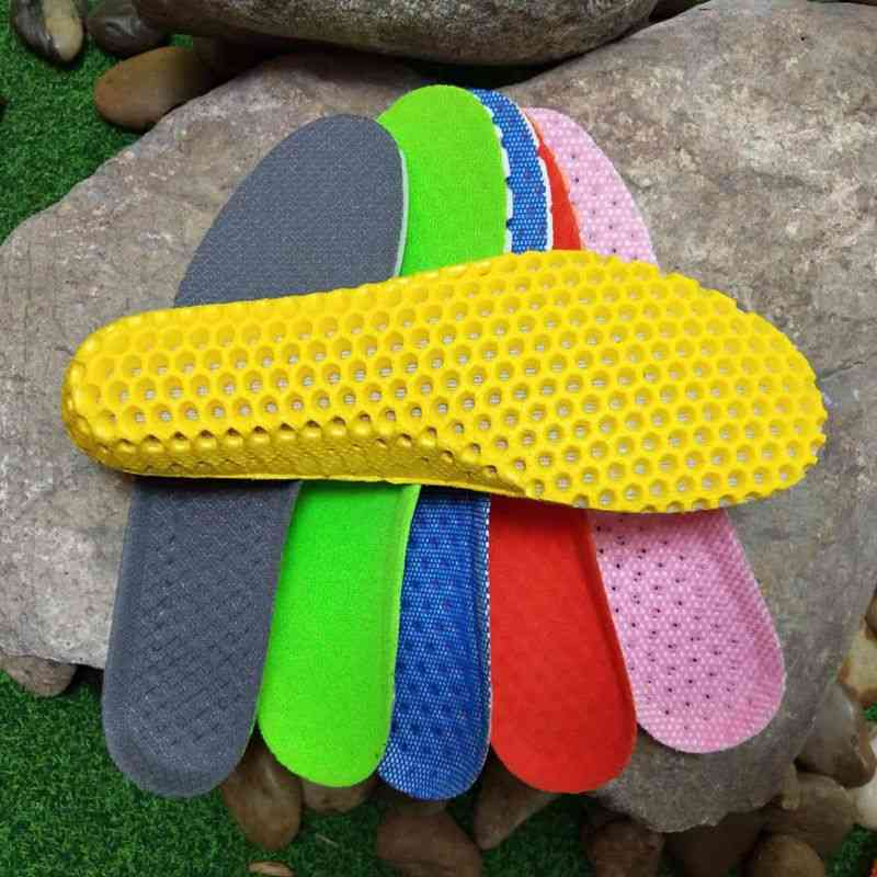 Stretch Breathable Running Cushion Insoles For Feet Man & Women