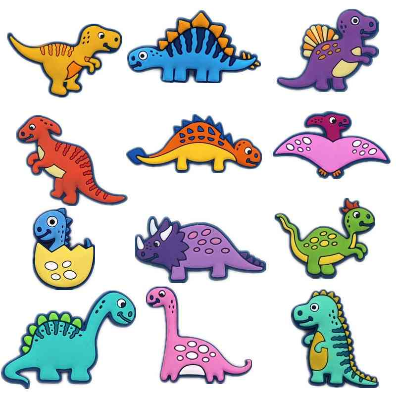 Charms Novelty Cute Dinosaurs Shoe Accessories Decoration