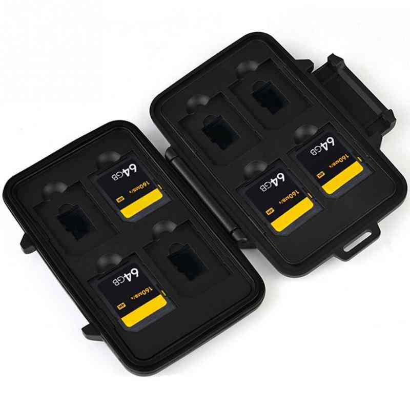 Waterproof Storage Box / Case For Memory Card