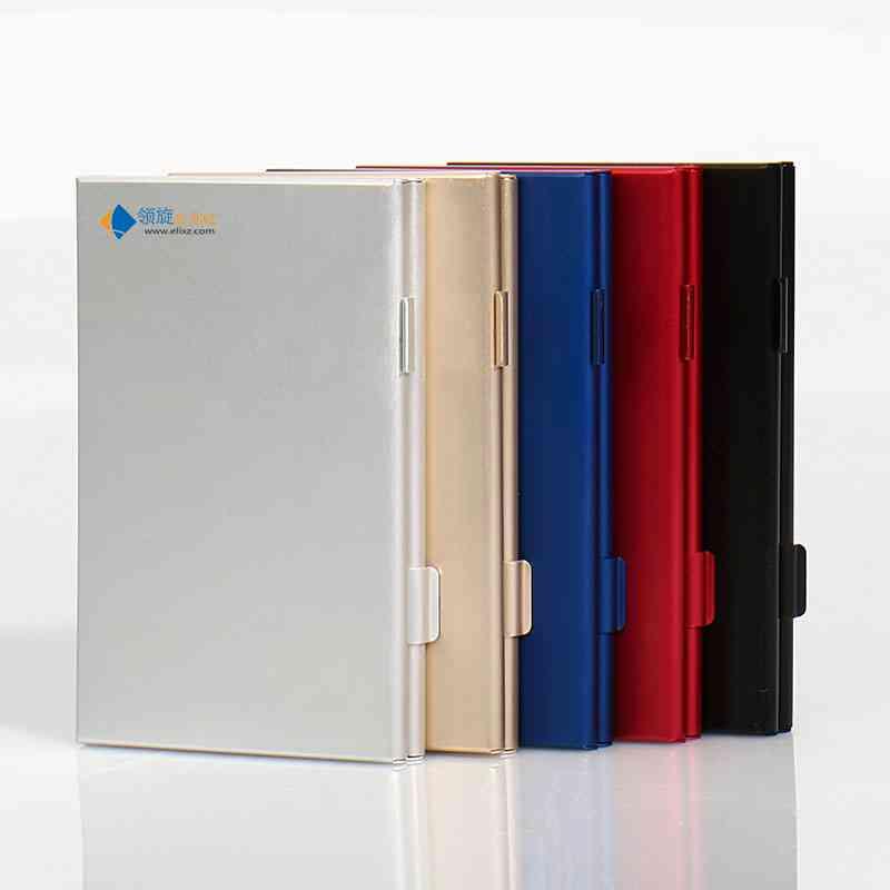 Memory Card Storage Box