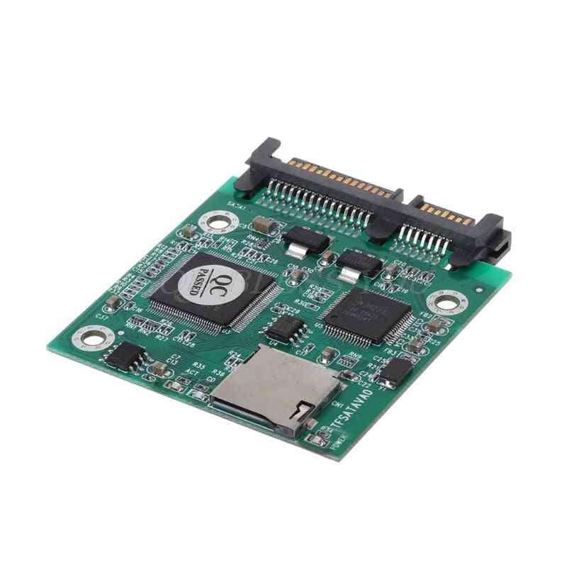 Micro Sd Tf Card 22pin-sata Adapter / Converter Module Board