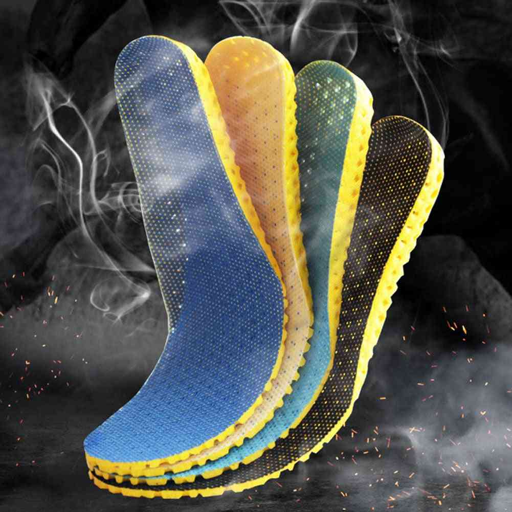 Orthotic Shoes Insoles Memory Foam Sport Support Insert Feet Soles Pad