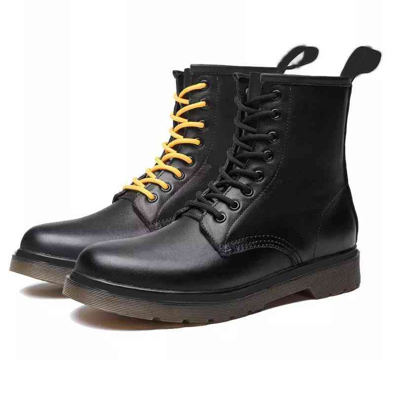 Replica Man Shoes Eye Winter Boots Designer Leather Ankle Fashion Cowboy Motorcycle Casual