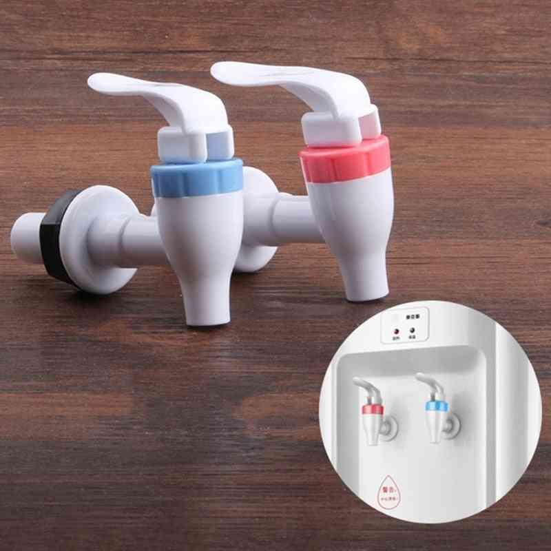 Universal Size Push Type Plastic Hot Water Dispenser Faucet Tap Replacement Parts