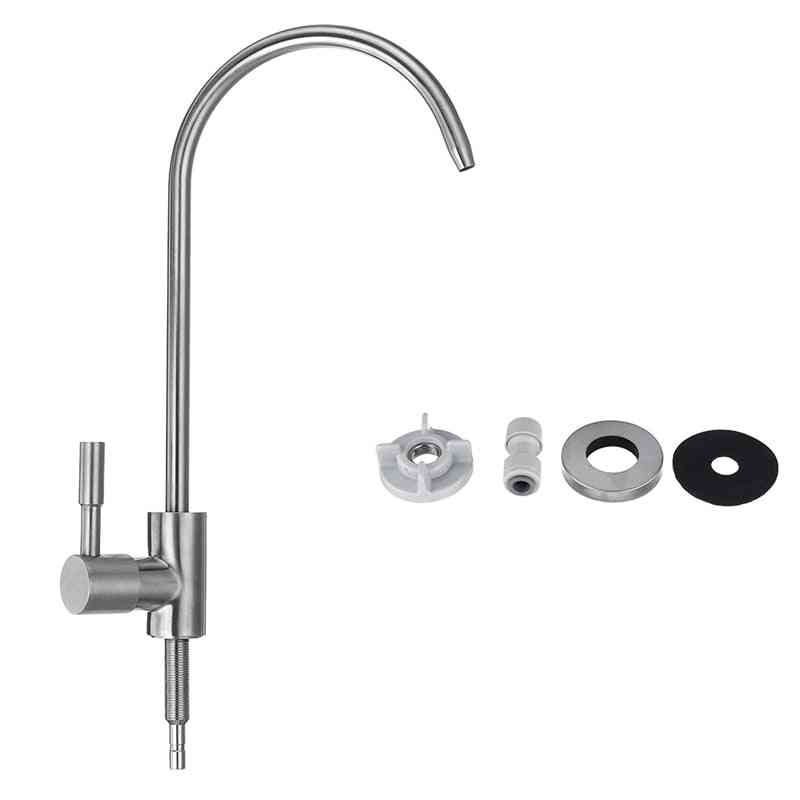 Stainless Steel Kitchen Sink Faucet, Single Lever Cold Water Tap