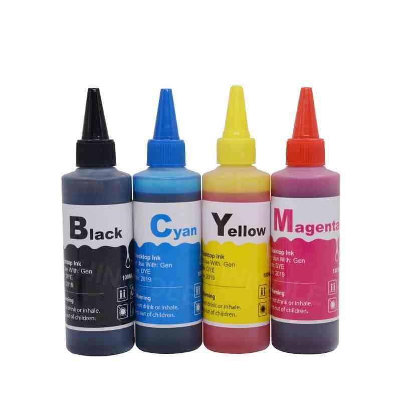Ink Refill Kit- Printer Cartridge Dye