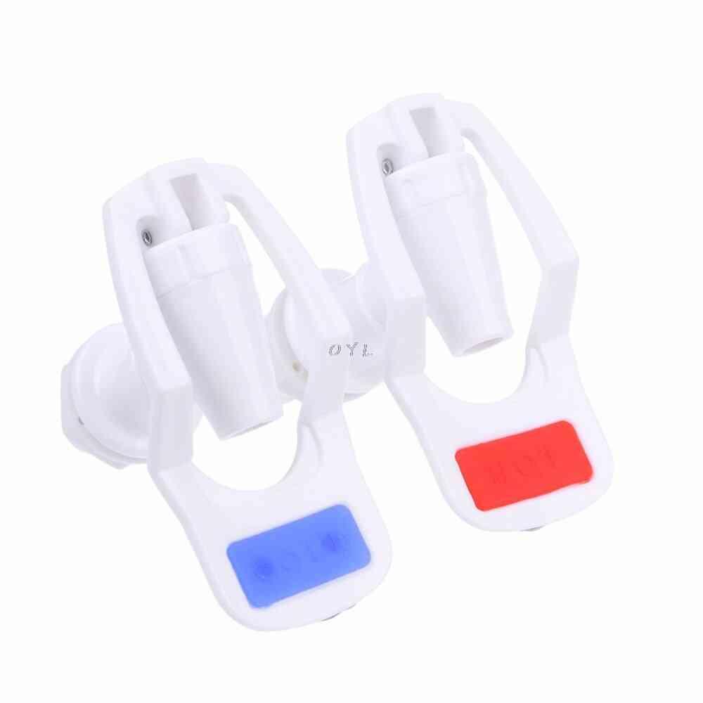 Water Dispenser Push Type Plastic Tap
