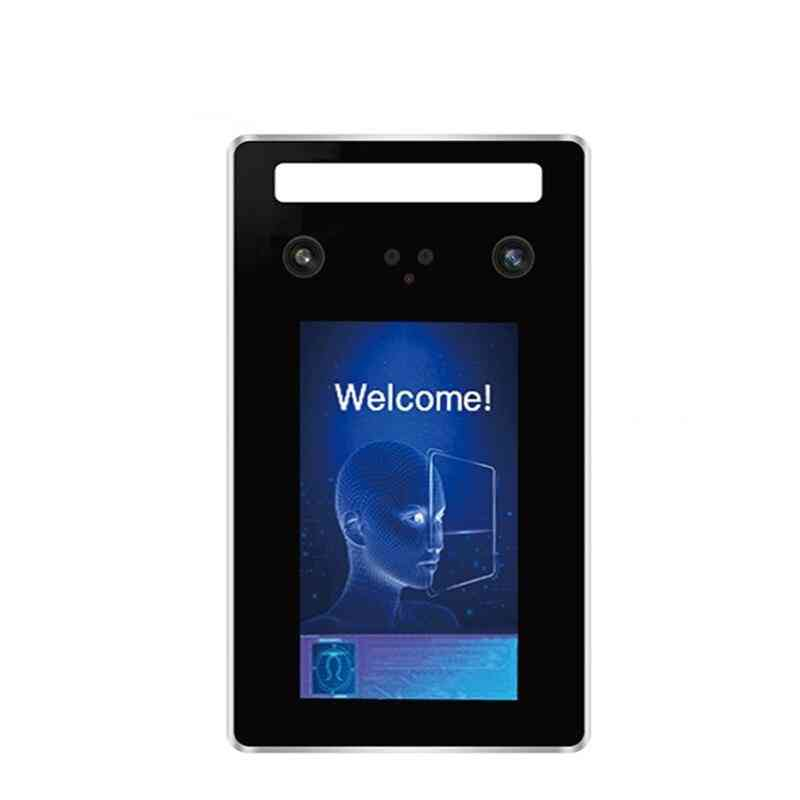 Tcp/ip Usb Face And Rfid Card, Access Control System And Time Attendance Clock