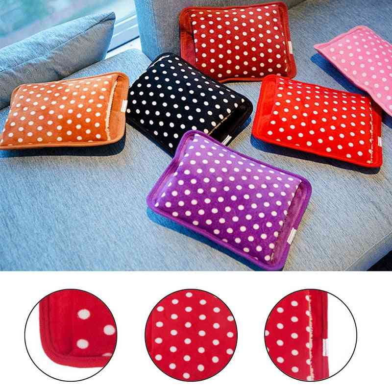 Hot Water Bottle, Electric Rechargeable, Heat Bag