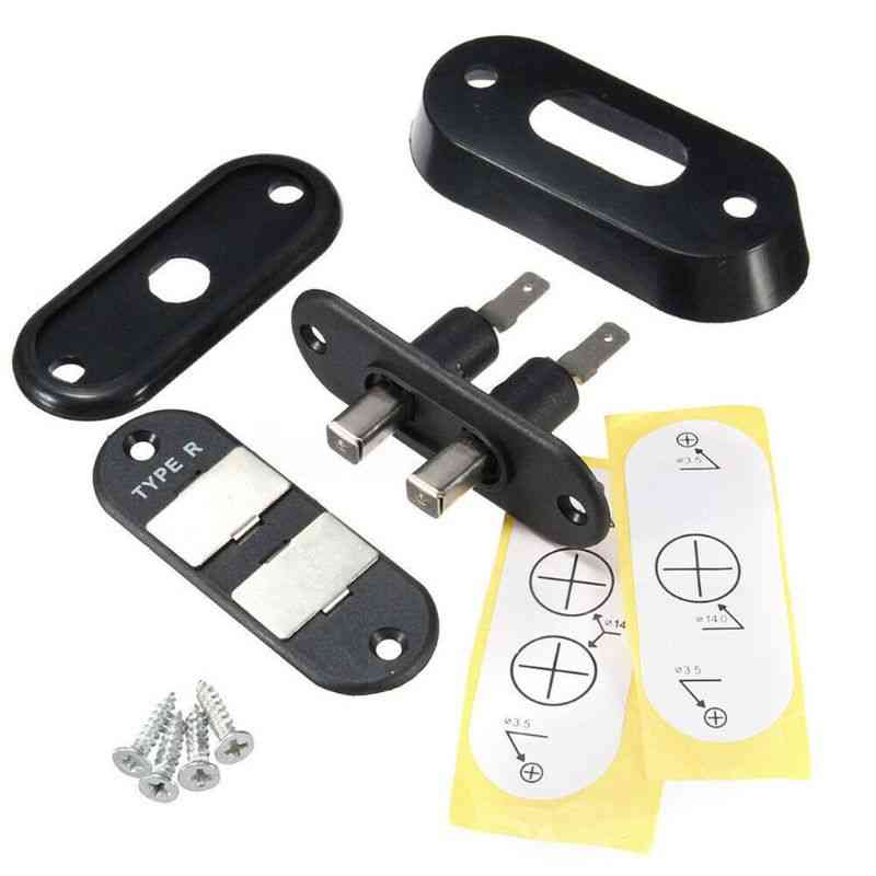 Sliding Door Contact Switch Kit For Car/van-central Locking Systems