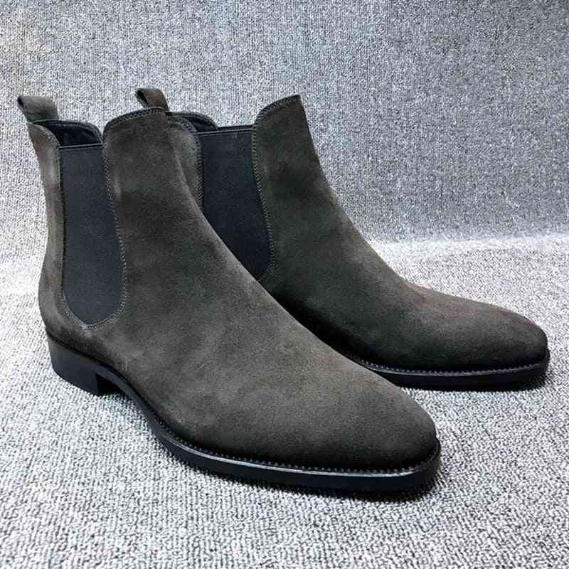 Winter Chelsea Boots - Casual, Luxury, Comfortable High-top Shoes