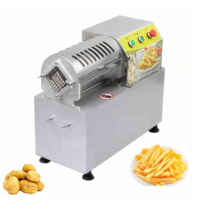 Home Vegetable Cutting Machine, Carrots Divided Into Strips, Make Potato Strips