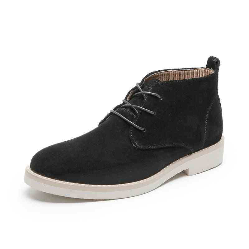 High-quality Casual Classic Leather Boots