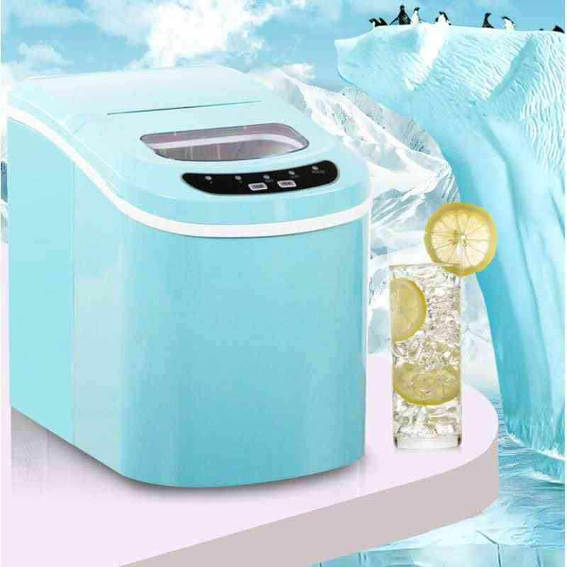 Bullet Ice Maker Cube Machine For Home/commercial, Block Making