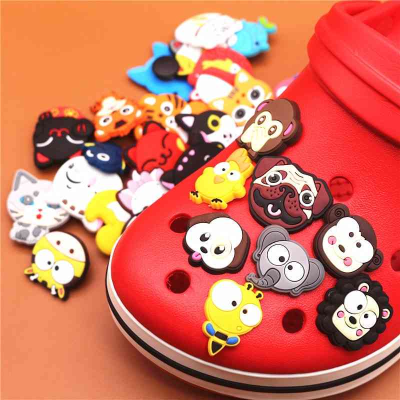 Animals Charms Shoe Buckle Accessories