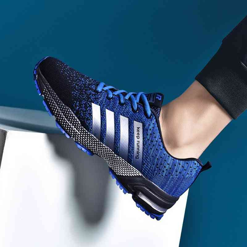 Running Breathable Outdoor Shoes, Men Sports Shoes