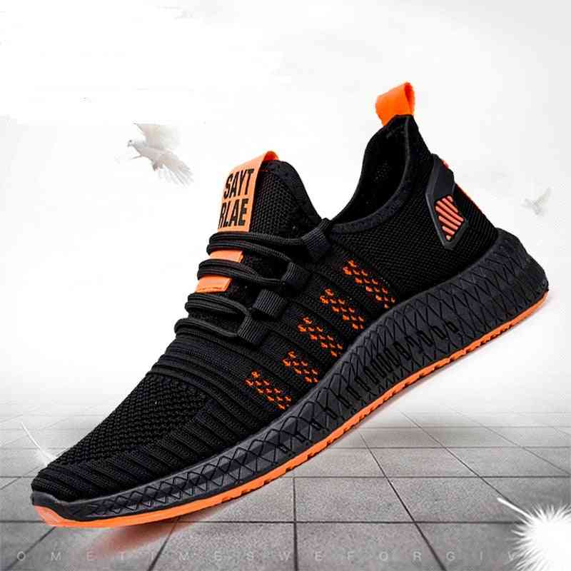 Fashion Sneakers Lightweight Men Casual Breathable Shoes