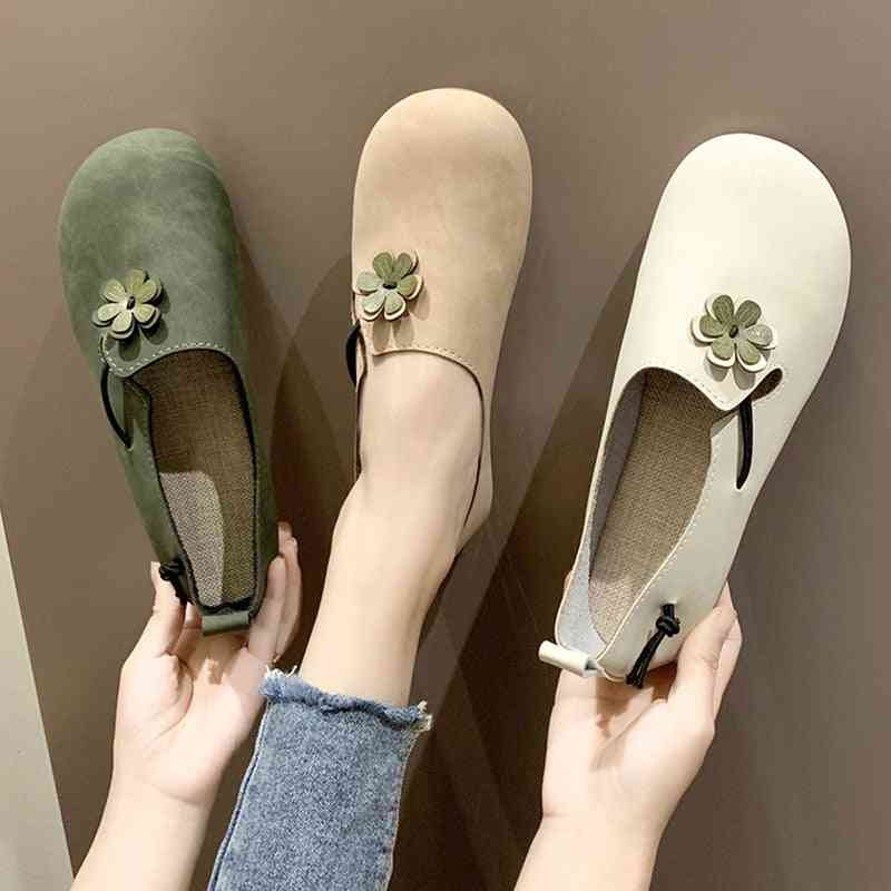 Women Flats Comfortable Casual Shoes Loafers