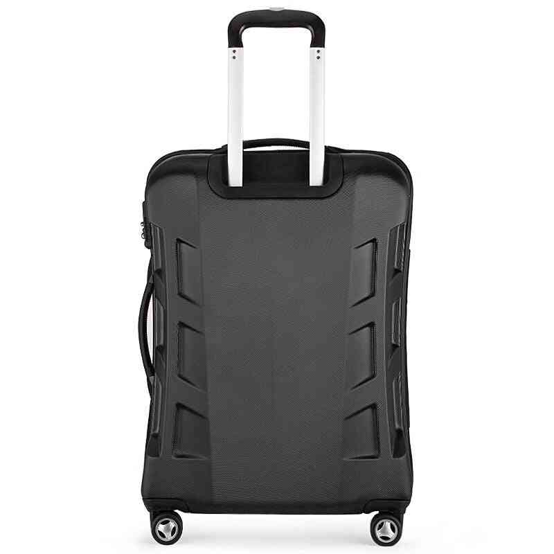 Transformers Luggage Men Suitcase Trolley Business Travel Bags