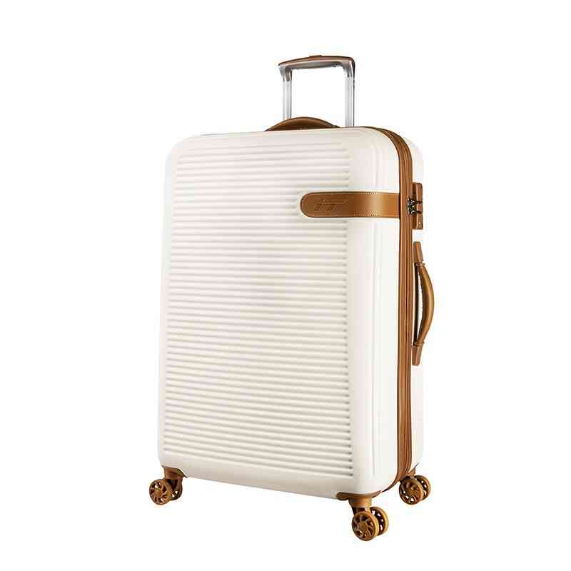 Drawbar Suitcase, Carry On Luggage Spinner Trolley Bags
