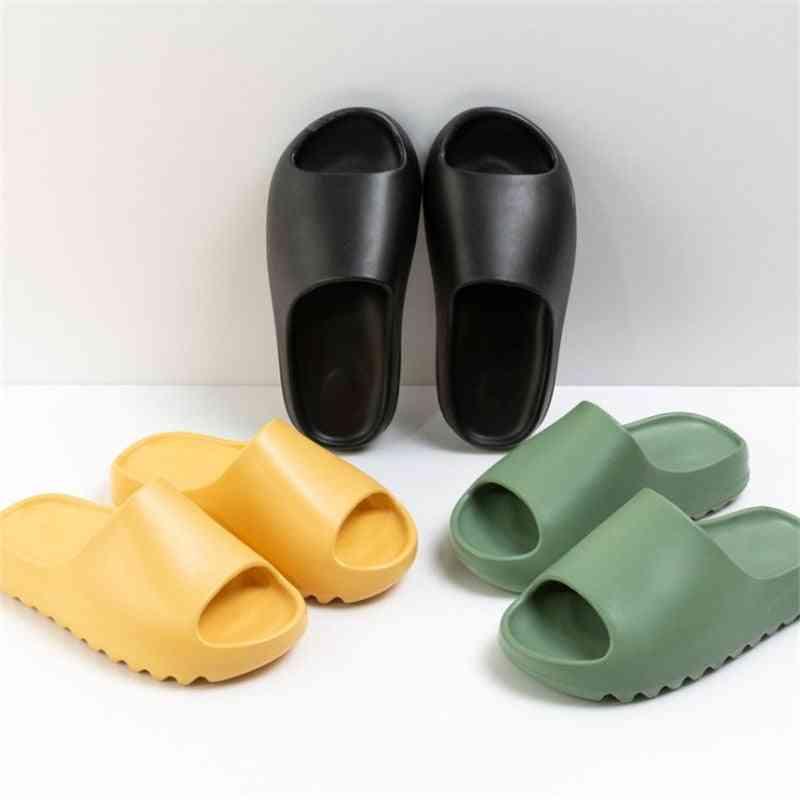 Indoor Comfortable Non-slip Soft Slippers/women
