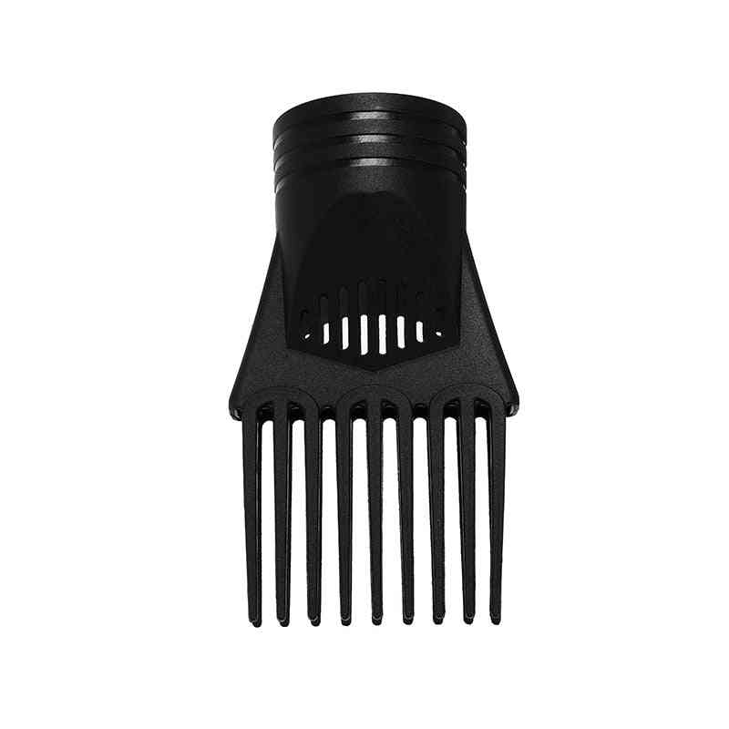 Pro Salon Hair Straight Comb Dryer Nozzle Diffuser - Wind Blower Hairdressing Narrow Concentrator