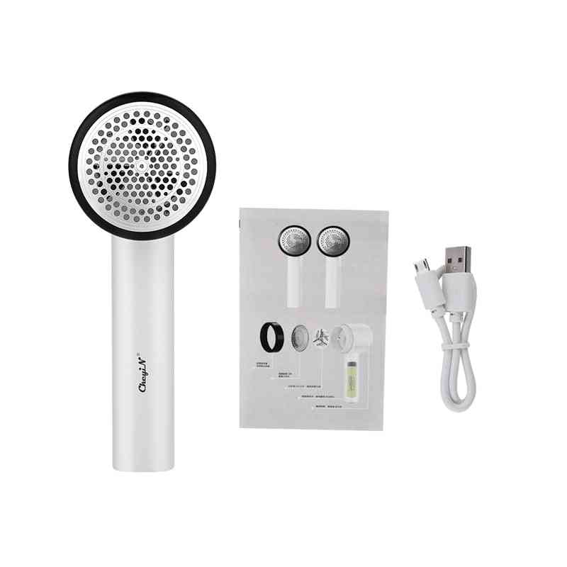 Wireless, Rechargeable Fuzz Electric Lint Remover