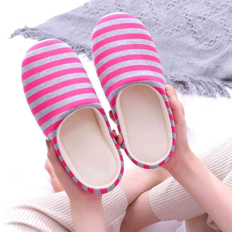 Women Indoor Slippers, Soft Bottom Spring & Autumn Flat Shoes
