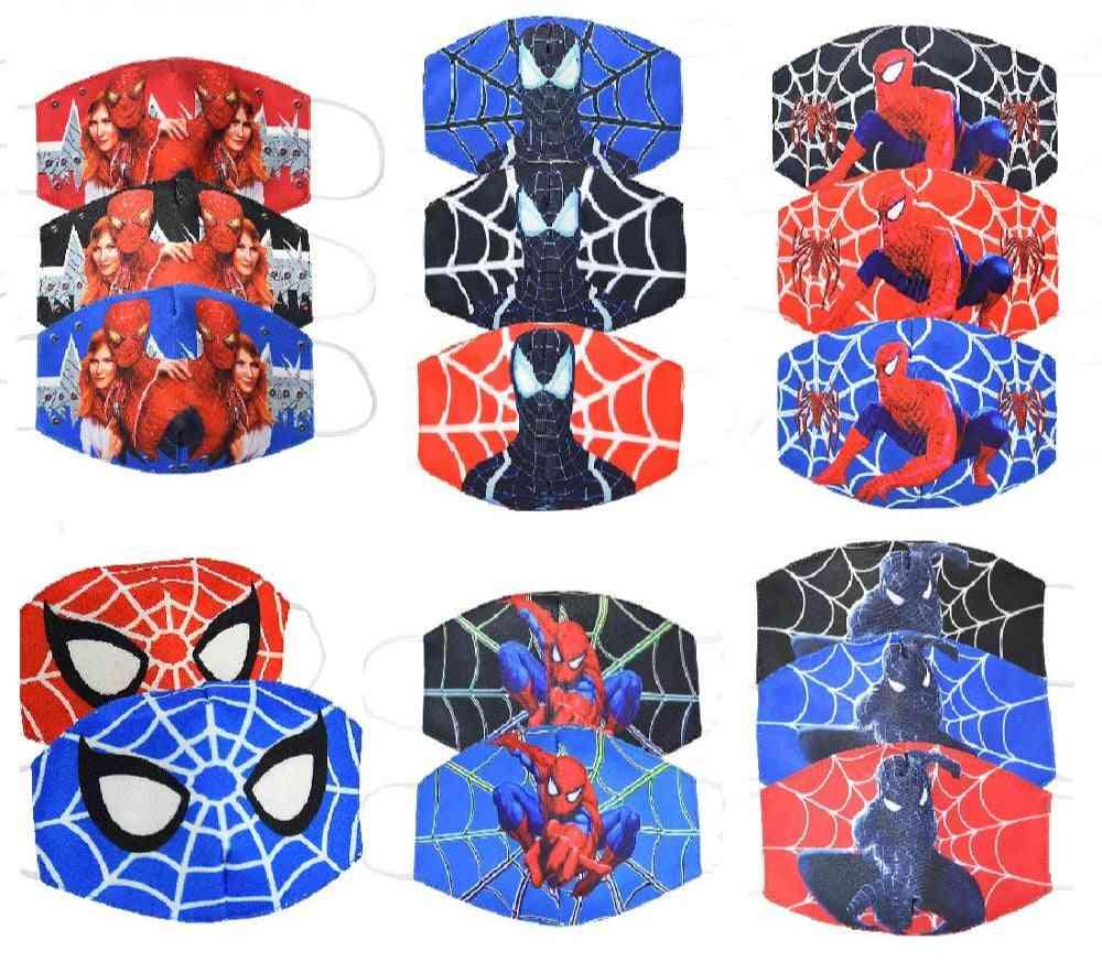 Children's  Marvel Frozen Cotton Anti-dust Protective Face Mask