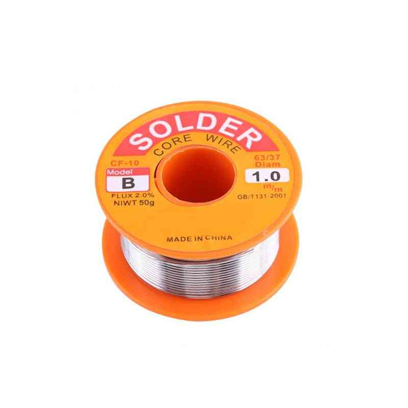 Tin Lead Solder Rosin Flux Wire Roll Soldering