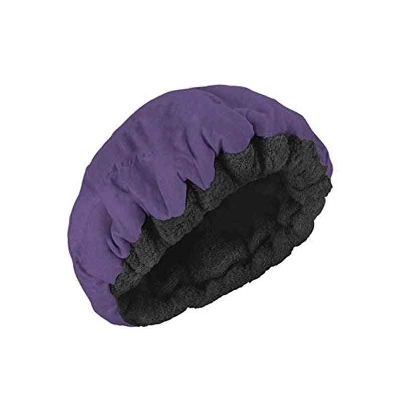 Deep Conditioning, Micro-hair Heat Steam Cap For Styling