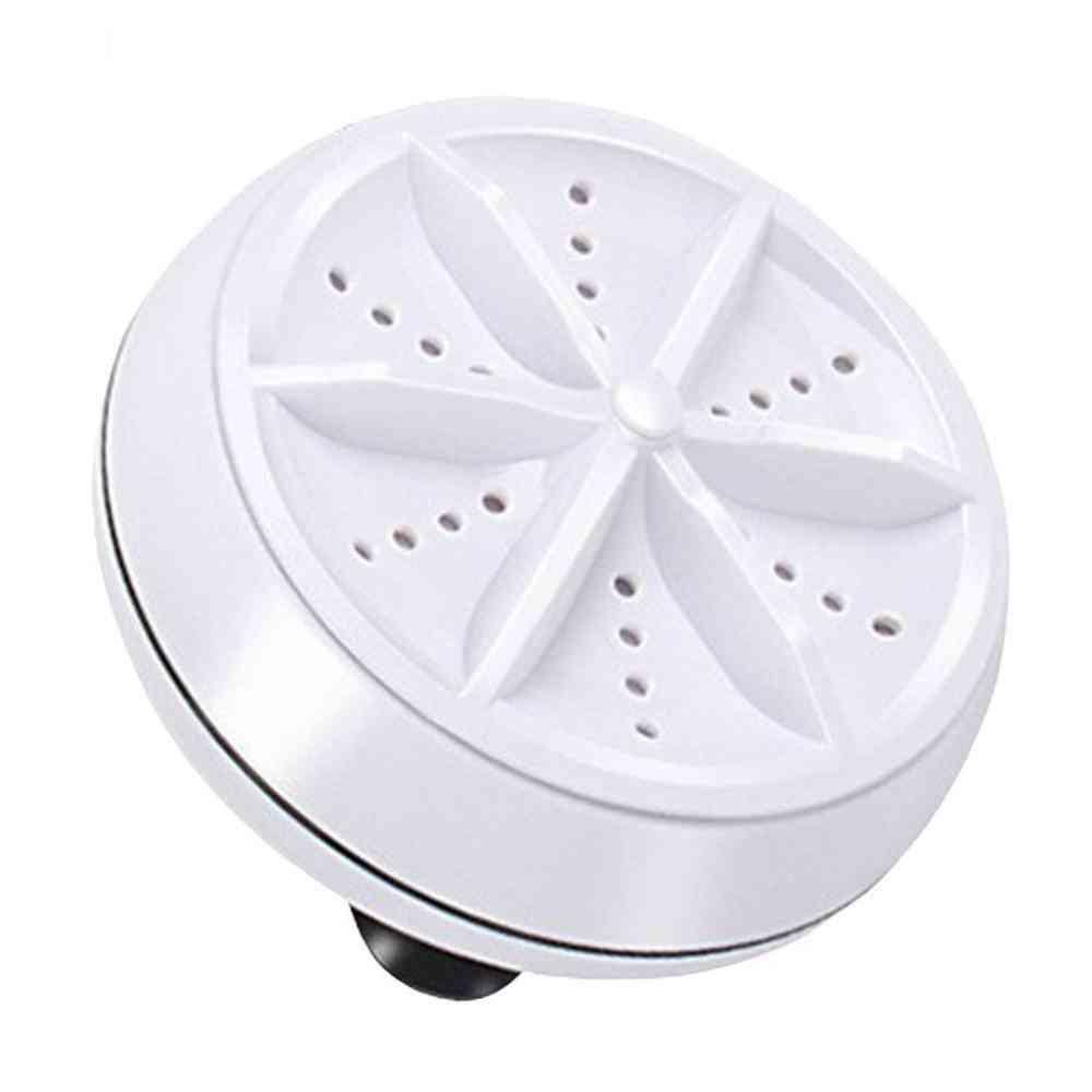 Mini Washing Machine, Portable Personal Rotating Turbine Washer Clothes