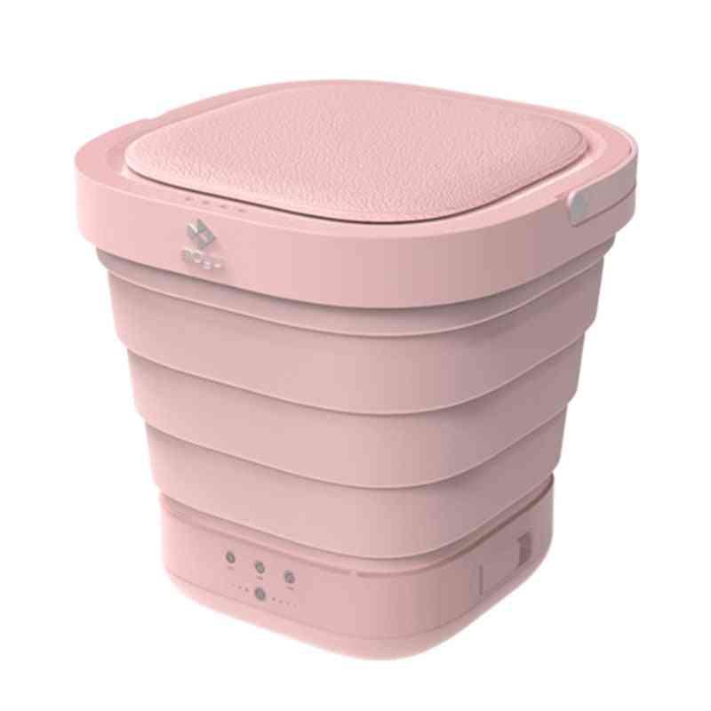 Portable Semi-automatic Wash Underwear Clothes Washer Machine