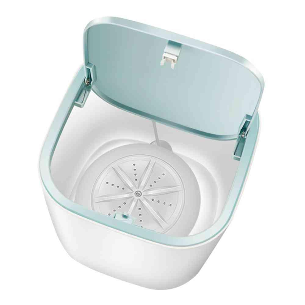 Mini Automatic Washing Machine, Portable Household Wash Cleaner