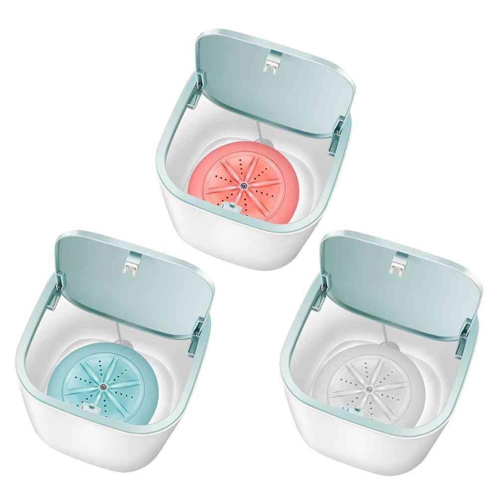Portable Mini Clothes Washing Machine