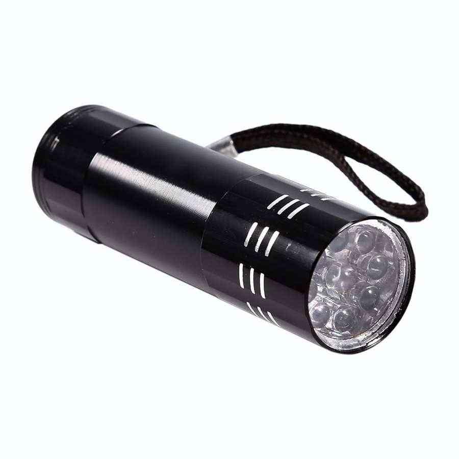 Led Flashlight, Mini Blacklight Tactical Torch Light